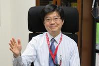 教授ご挨拶(image)